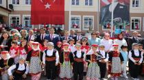 Çayırova'da 23 Nisan coşkuyla kutlandı