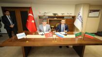 Almetyevsk ile kardeş şehir protokolü imzalandı