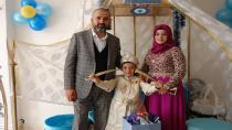 Ramazan Yılmaz'ın Efe'si Erkeklige İlk Adımını Attı