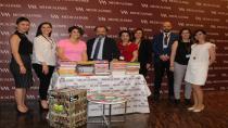 VM Medıcal Park Kocaeli Hastanesi'nden Okuma Sanatına Tam Destek
