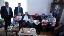 Başkan Karaosmanoğlu, 24 Haziran için kapı kapı geziyor