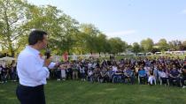GTÜ, Rektör Prof. Dr. Haluk Görgün'ü uğurladı