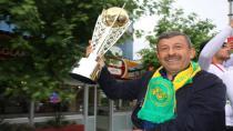Darıca GB Şampiyonluğu kutladı