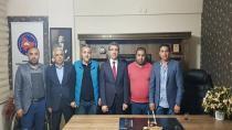Ekinci, Gebze'deki Stk'lara Ziyaretlerde Bulunarak Destek İstedi