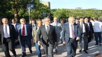 Başkanlar 'Macera'yı Çok Beğendi