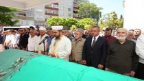 Gebzeliler Şehit Filistinliler İçin Gıyabi Cenaze Namazı Kıldı