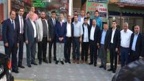 AK Dilovası DİDEF' ziyaret etti