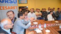 Yaman Gebze'de Gençlerle Buluştu