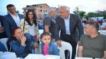 AK Parti Gebze İftardan iftara koşuyor