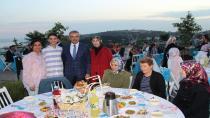 Başkan Köşker Şehit ve Gazi Ailelerini Ağırladı