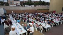 Hürriyet sakinlerini buluşturan iftar