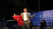 Gebze'de Sedat Uçan konseri