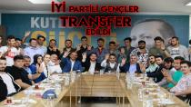 İYİ Paritili Gençler Transfer Edildi