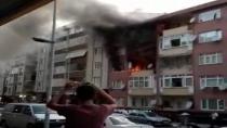 Gebze'de çocuk evi yaktı