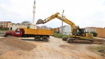 Çayirova'da altyapı yatırımı doludizgin sürüyor