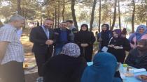 AK Parti Çayırova İlçe Başkanı Ali Osman Gür'den Örnek Halkla İlişkiler Çalışması