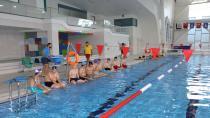Çayırova Yarı Olimpik Yüzme Havuzu Büyük İlgi Görüyor