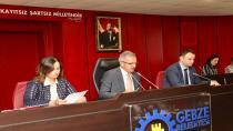 Gebze Belediyesi Temmuz Meclisi 3 Temmuz (Yarın) Toplanıyor