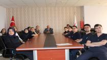 Darıca Farabi'de yeni başlayan personellere oryantasyon eğitimi