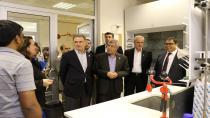 GTÜ İranlı profesörleri ağırladı