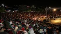 Darıca Karslılar gecesinde on binlerce insanı ağırladı
