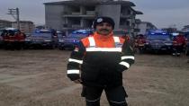 Kalp krizi geçiren AFAD teknisyeni hayatını kaybetti