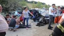 Aynı aileden 3 kişinin ölümüne neden olan sürücü tutuklandı