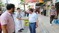 Demrci hafta sonunu vatandaşlara ayırdı