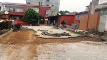 Dilovası Belediyesinden kilitli parke tamiratları devam ediyor