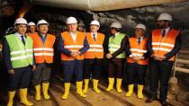 Darıca eskihisar sahil kanalizasyon tünel projesi tamamlandı