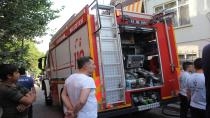 Evde çıkan yangında yaşlı kadın hayatını kaybetti