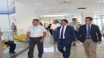 Gebze Kaymakamı Mustafa Güler'den Fatih Devlete ziyaret