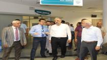 Gebze Fatih Devlet Hastanesine Önemli Ziyaretler