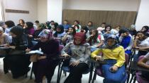 Darıca belediyesinden üniversite adaylarına seminer