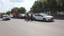 Zincirleme kazaya 5 araç karıştı
