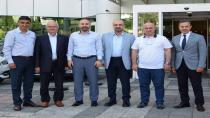 Özel Gebze Konak Hastanesi, AK Parti İlçe Başkanlarını Ağırladı…