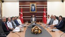 İl güvenlik ve asayiş koordinasyon toplantısı, gerçekleştirildi