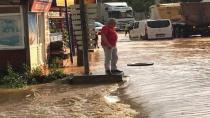 Yağmur Kocaeli'yi etkiledi