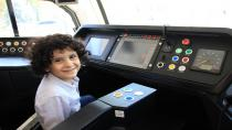 Küçük Ali Osman'ın Akçaray mutluluğu
