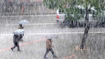 Sağanak yağmurlar geliyor