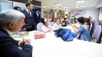 Başkan Karaosmanoğlu'ndan, Bilgievi öğrencilerine sosyal medya uyarısı