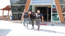 Polis yelekli gaspçılar