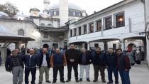 Çayırova Erbakan Vakfı'ndan  Eyüp sultan ziyareti