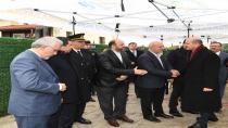 Bakan Soylu'dan, öldürülen Karacan'ın ailesine taziye ziyareti