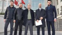 Trabzonsporlular hakeme dava açtı