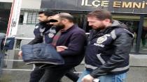Cami hırsızı yakalandı