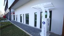 Naim Süleymanoğlu Kültür Merkezi'ne, Akülü Araç Şarj İstasyonu