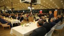 Başkan karabacak STK ve dernek başkanlarını ağırladı