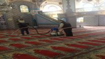 Gebze'de camiler pırıl pırıl