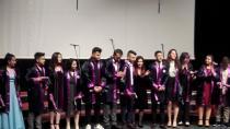 Gebze Uğur okullarından muhteşem mezuniyet töreni